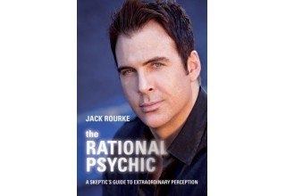 The Rational Psychic Book by Jack Rourke